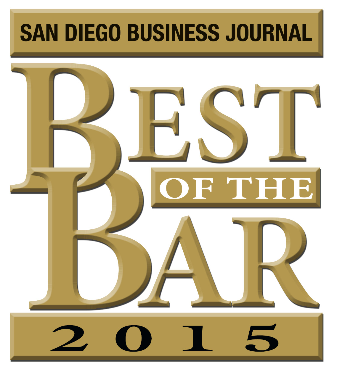 Best of the Bar 2015
