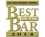 Best of the Bar 2014
